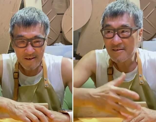 久违了!63岁的李宗盛近况暴光:头发斑白显老态,看起来像吉他工匠