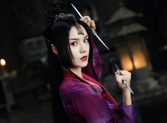 《山河令》后赵茜又一部新剧,陈伟霆搭档古力娜扎,这阵容很养眼