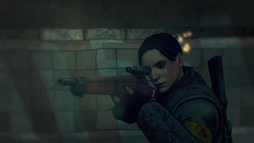 《【煜星在线登录注册】《丧尸部队》:玩法丰富、剧情简单的暴力美学作品》
