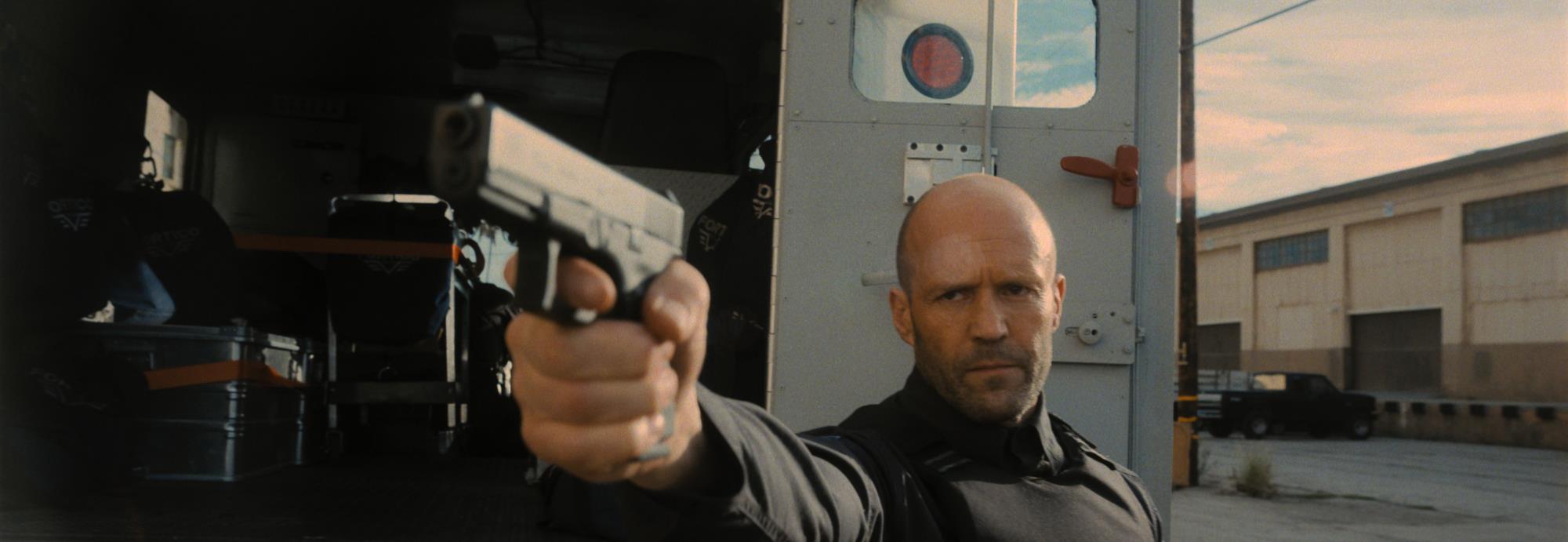 杰森·斯坦森:两部影片合作盖·里奇,《敢死队4》已经启动