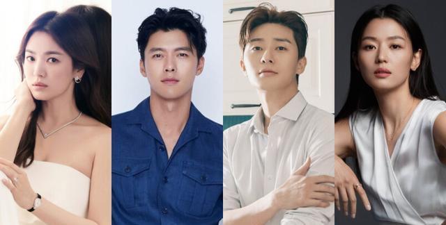 娱乐新闻主持_韩国业界票选,最想互助13位男女演员,玄彬、宋慧乔竟不是第1名