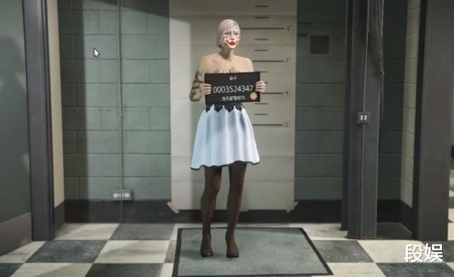 《【煜星在线登陆注册】《GTA5》线上最强服饰,可将上衣隐藏,这个贴纸你会卡吗?》