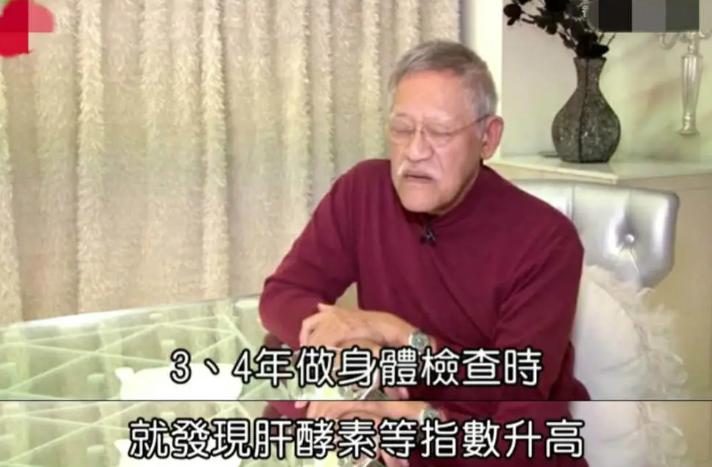 娱乐八卦新闻_吴耀汉上节目先容自己家,坦言现在仍想拍戏,惋惜已无人找他了