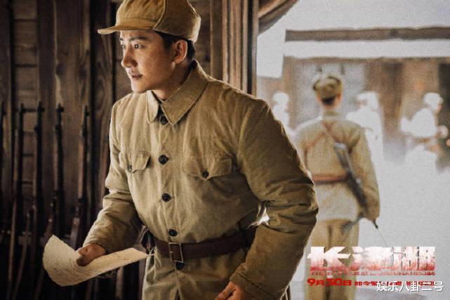 """天超10亿!《长津湖》爆火的背后,获益最大的并非主角吴京(吴京《长津湖》开拍)"""""""