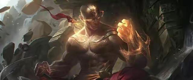 《【煜星娱乐公司】英雄联盟手游:被称为打野之王,盲僧这个英雄应该怎么玩?》