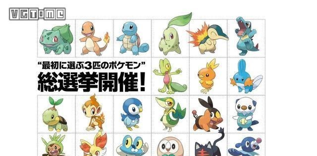 《【煜星娱乐公司】什么是御三家?就是你想着LPL而我想着的是Pokémon,他却想炮姐》
