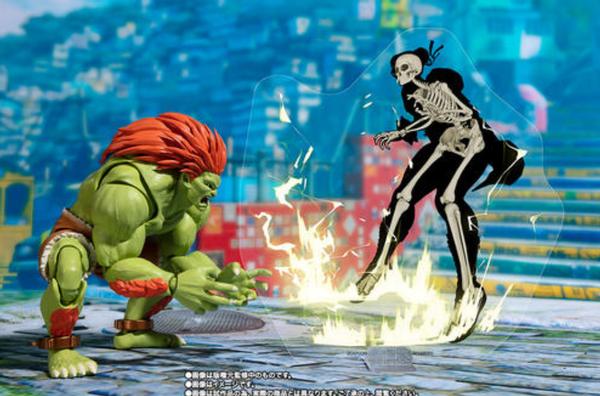 《【煜星在线娱乐注册】布兰卡威名响彻《街霸》 游戏!能用电能战斗的都是狠角色?》
