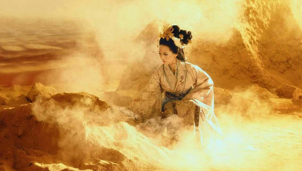 王昭君远赴塞外和亲,嫁给匈奴王父子三小我私家,最初的终局怎样?
