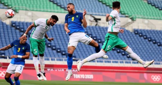 奥运男足-D组大终局,巴西科特迪瓦升级八强,德国轰天下波被裁减