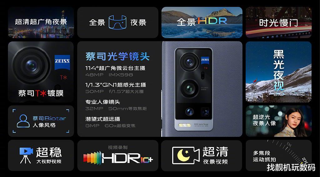vivoX60Pro+正式发布,1月30日开售 好物资讯 第4张