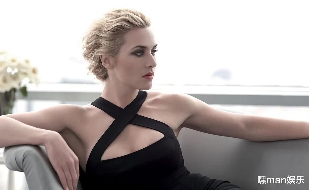 凯特·温斯莱特的阴暗面谜一样的女人让好莱坞风起云涌的传奇
