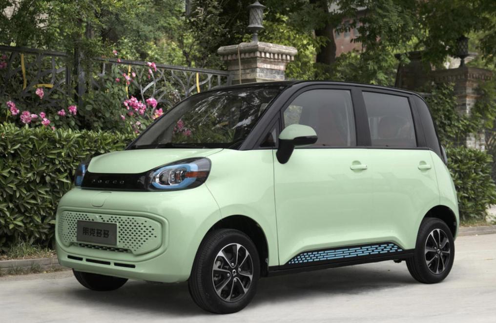 朋克多多電動汽車,它和拼多多有啥關系嗎?