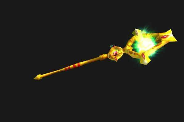 盘点魔兽世界各职业的标志性武器 网游 手游热点  第5张