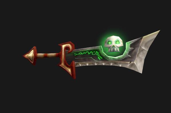 盘点魔兽世界各职业的标志性武器 网游 手游热点  第4张