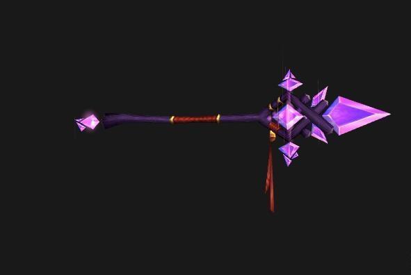 盘点魔兽世界各职业的标志性武器 网游 手游热点  第8张