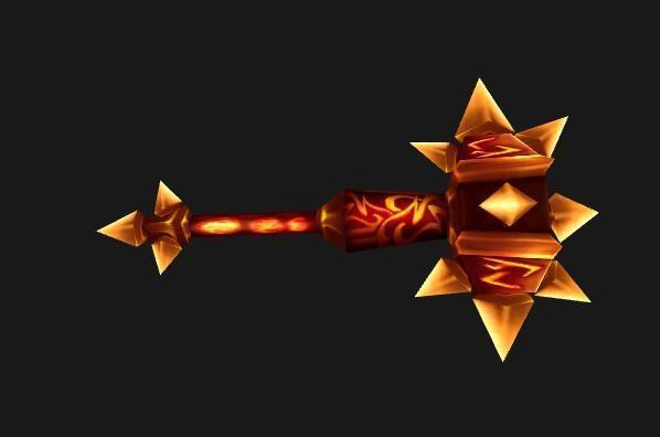 盘点魔兽世界各职业的标志性武器 网游 手游热点  第3张