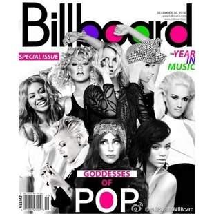 美国Billboard
