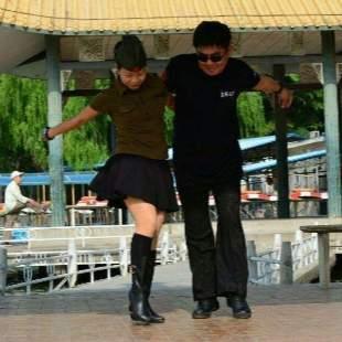 水兵舞教学