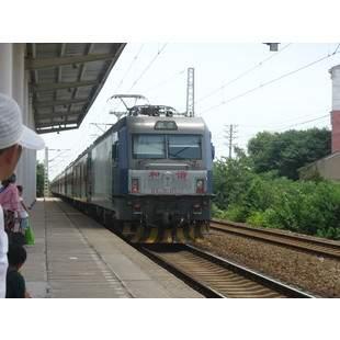 火车迷K529