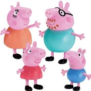 粉红猪小姐