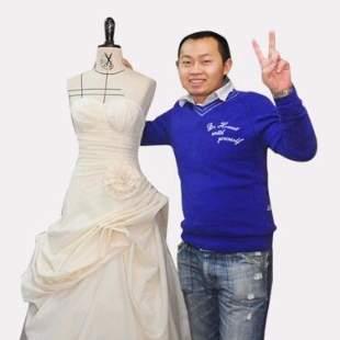 天马国际服装培训中心李燕