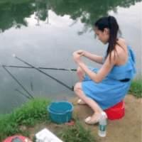 小寒钓鱼视频