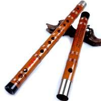 我在学笛子