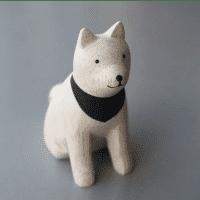 柴犬老丸子