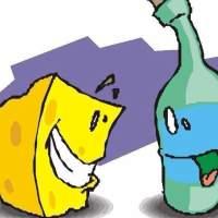爱瓶盖的小酒瓶