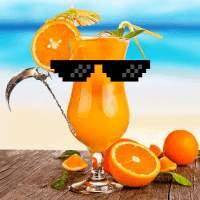 orange橙汁juice