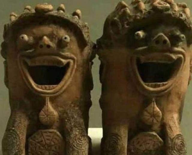中国最不正经文物,搞笑他们是认真的,最后一张差点笑出内伤