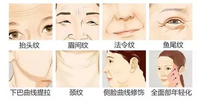 密速提:你的除皱抗衰护肤品真的可以预防皱纹吗