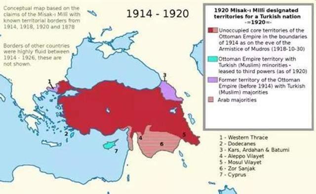 一战时,日本或可成为世界第一领土大国,可惜中国参战了!