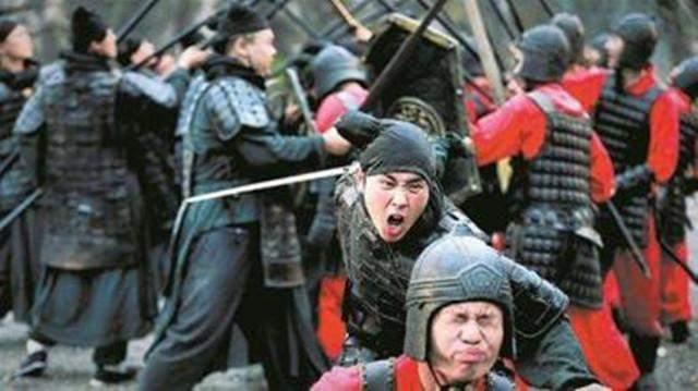 中国古代战斗力最强的四支军队,其中一支差点称霸世界