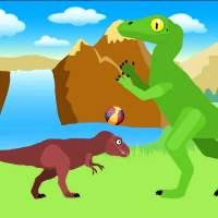 恐龙动漫爱好者