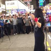 纪实香港街头好歌曲