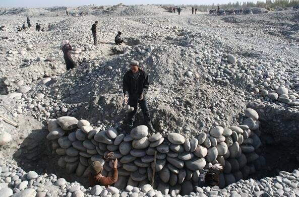 新疆和田籽料真的要挖绝迹了吗?