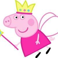 小猪佩奇家的故事