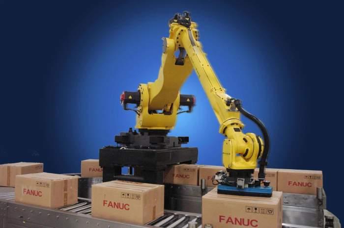工业机器人在搬运