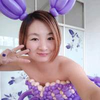 乐乐气球艺术2号