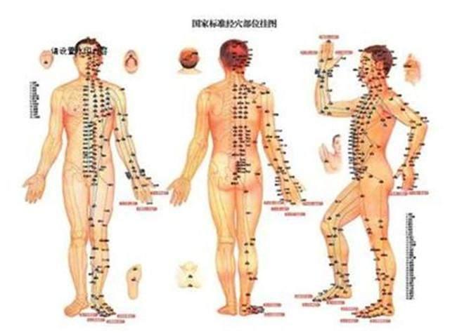 人体有五大黄金穴位,中医专家指出:常揉可以抗衰老!