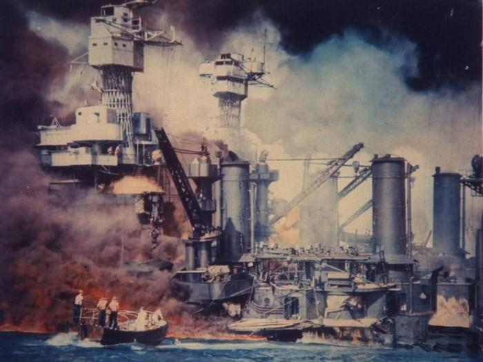 日本自知實力不濟, 為何還要孤擲一註。舉傾國之兵討伐美國-圖3