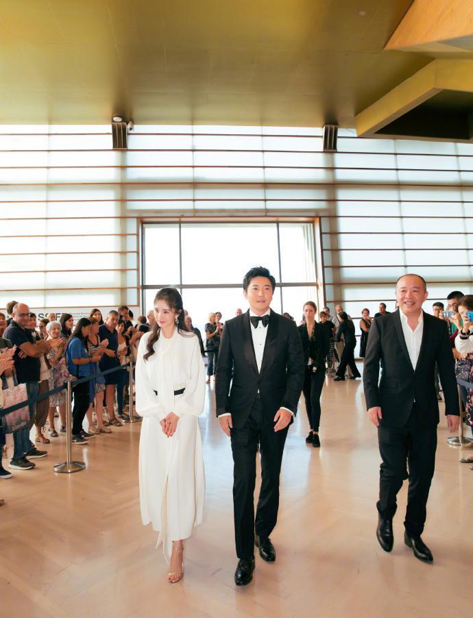 娱乐圈刑警:作品内容不错,杨幂与郭京飞的合作也是强强联手