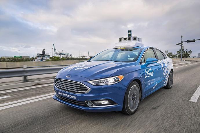 福特自动驾驶汽车战略是什么