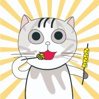 西安美食猫