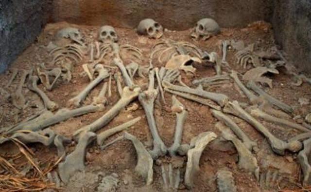 考古新发现:秦始皇陵出土大量尸体,全是碎尸陪葬的少女