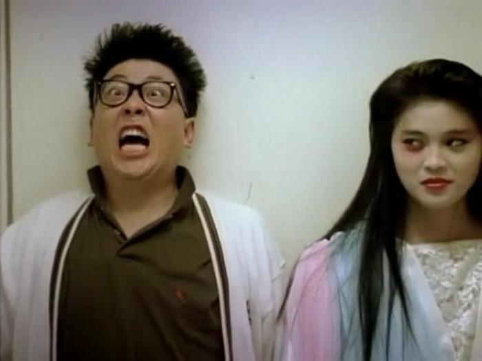 这十部猛鬼恐怖片都是喜剧片,你还记得几部?