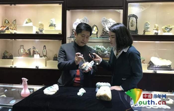 """《艺术·中国》崔奇铭大师谈""""玉石传奇之翡翠鉴赏""""——你看了吗?"""