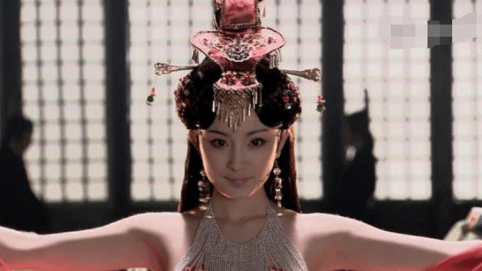 """杨幂19岁时有多撩?扮演""""舞姬""""如若天仙,网友:美到骨子里"""
