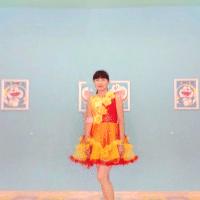 淡然豆芽广场舞